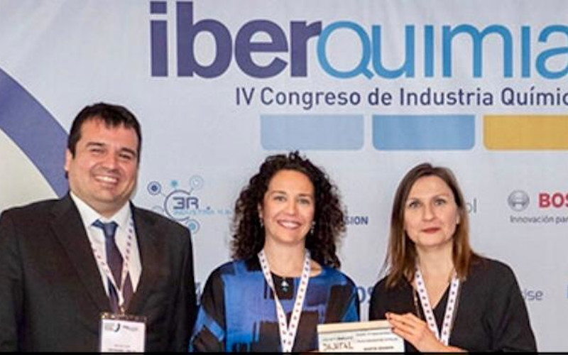 Iberquimia Digital Award for ATEMIN