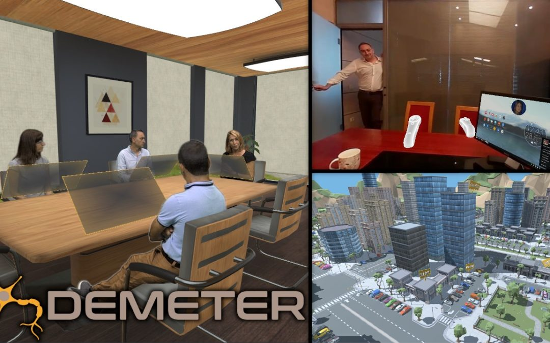 The DEMETER project has ended with great results