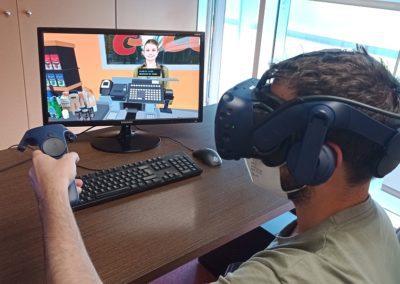 Consum VR Training