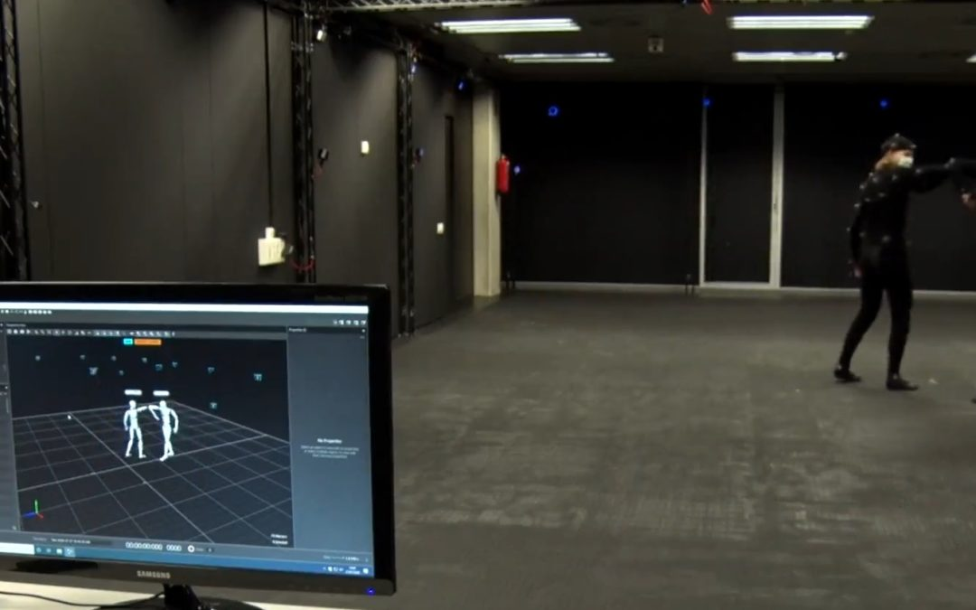 LabLENI facilities: immersive media for human behaviour analysis